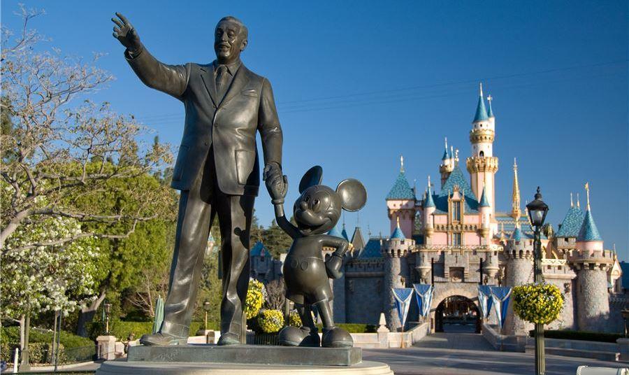 Summer at the Disneyland Resort