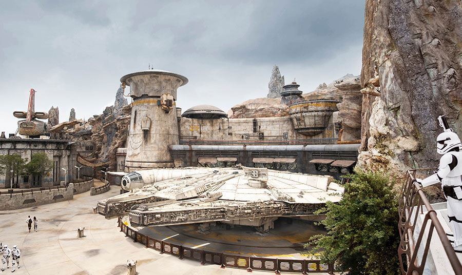 Star Wars Experiences at Disneyland