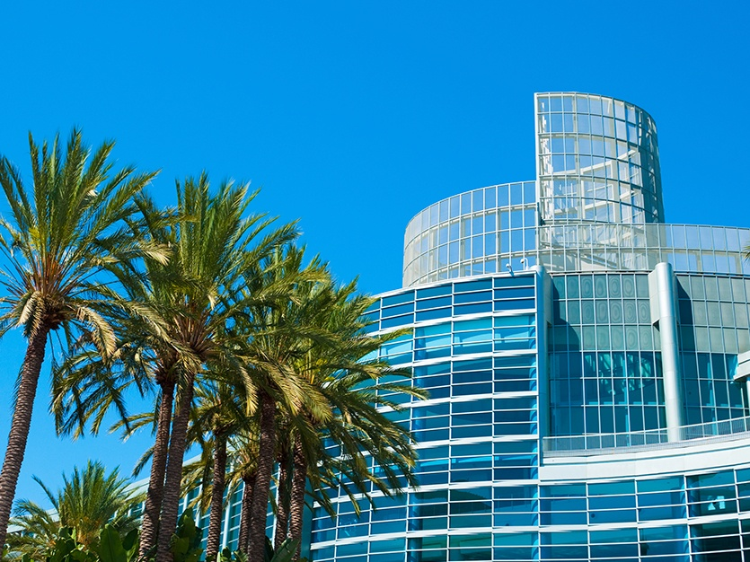 Anaheim, CA Convention Venue